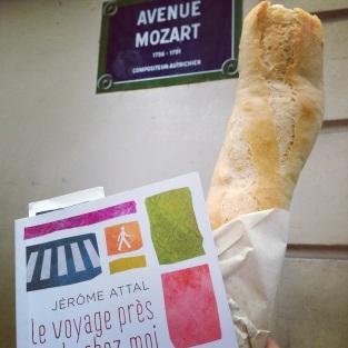 Jérôme Attal baguette