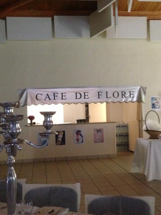 Café de Flore / ©Myriam Thibault