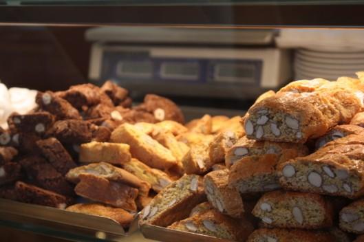 Gâteaux aux amandes, Scudieri / ©Myriam Thibault