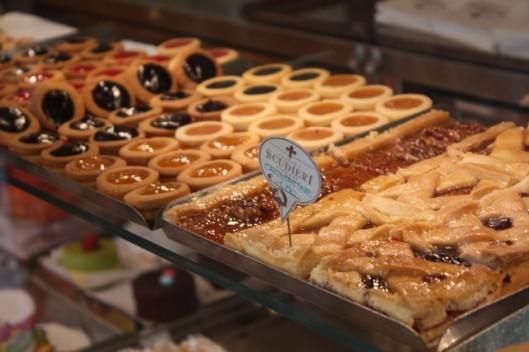 Mini gâteaux, Scudieri / ©Myriam Thibault