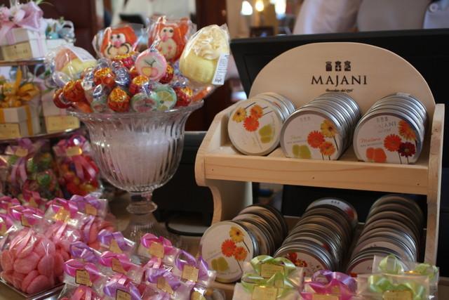 Bonbons chez Scudieri / ©Myriam Thibault