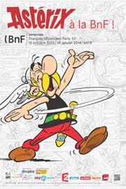 Astérix à la BNF