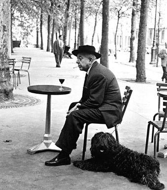 Jacques Prévert Doisneau