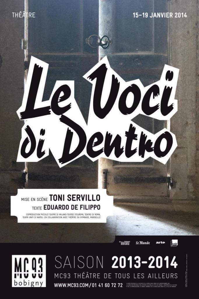 Le Voci di dentro Toni Servillo