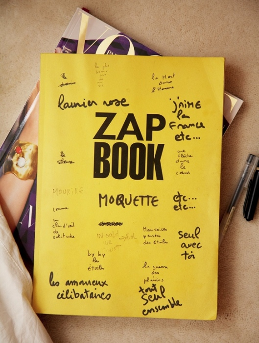 Le Zap Book de Thomas Lélu / ©The Selby