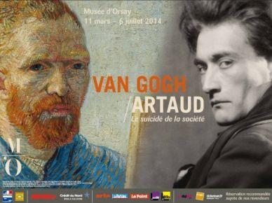 Expo van gogh artaud