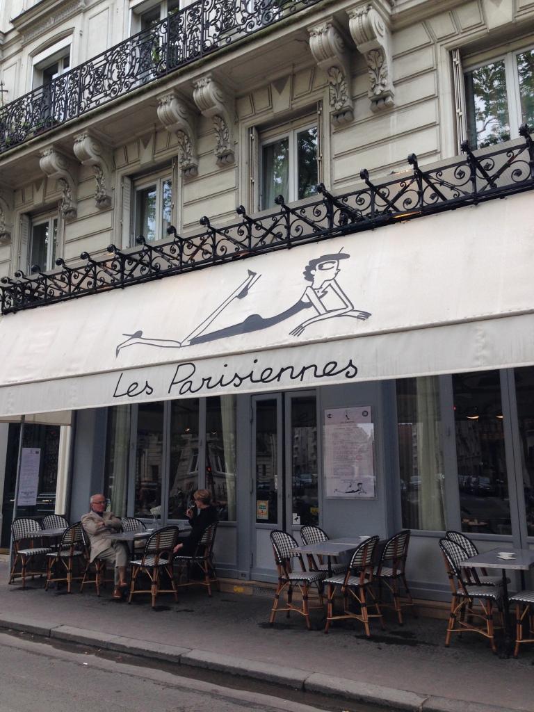 Les parisiennes 6