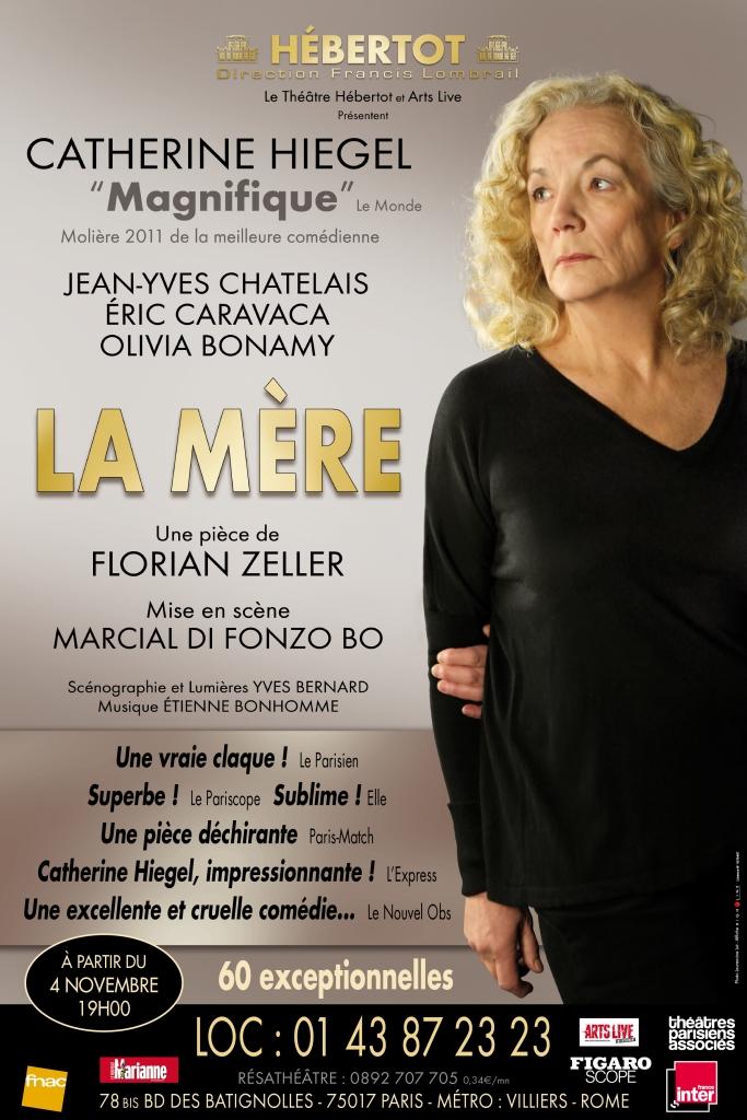 Théâtre Hébertot La mère