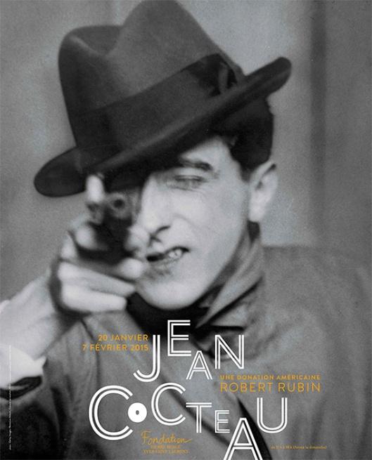 Exposition Jean Cocteau - fondation PB YSL
