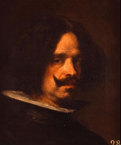 Velazquez - Autoportrait