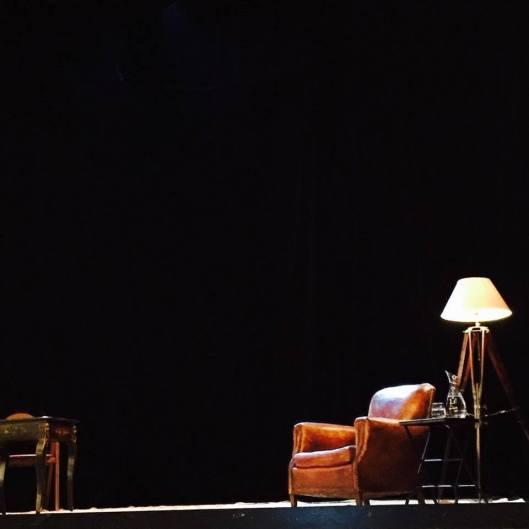 Théâtre des Mathurins - Fabrice Luchini