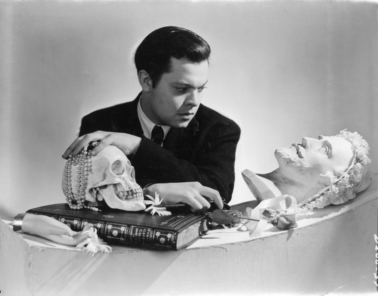 Orson Welles Cecil Beaton